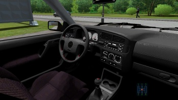 мод для 3d инструктора 2.2.7 volkswagen golf